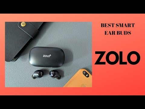 Top Truly Wireless Earbuds - Zolo Liberty by Anker Review.