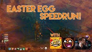 Shangri-La Remastered Easter Egg in 14 Minutes! Speedrun w/ MrTLexify , MrRoflWaffles , RadAustin27