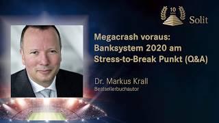 Dr. Markus Krall | Über Finanzialismus & Umverteilung zur Währungsreform – Fetisch Risikoaversion