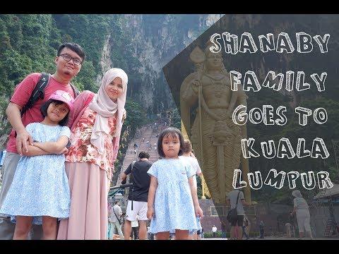 Shanaby Family Goes to Kuala Lumpur Malaysia [Day 1]