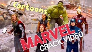 Marvel video crack (cartoni animati)