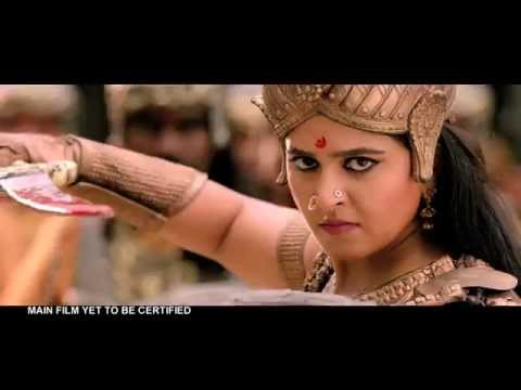 Thumbnail: RUDRAMADEVI -Official Theatrical Trailer (HIndi)
