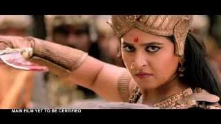 RUDRAMADEVI -Official Theatrical Trailer (HIndi)