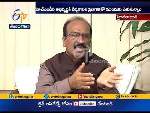 Interview With HMDA Commissioner Janardhan Reddy