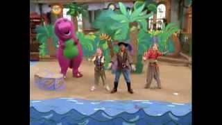 Watch Barney Mr Sun video