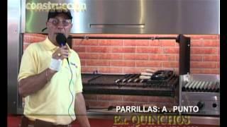 Parrillas Hornos Asadores Quinchos en el Arte de la Construcción.