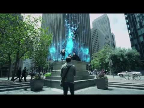 Ingress - It's Time To Recruit