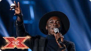 Enèsi Zubairu aims for a chair with Michael Jackson hit | Six Chair Challenge | The X Factor 2017
