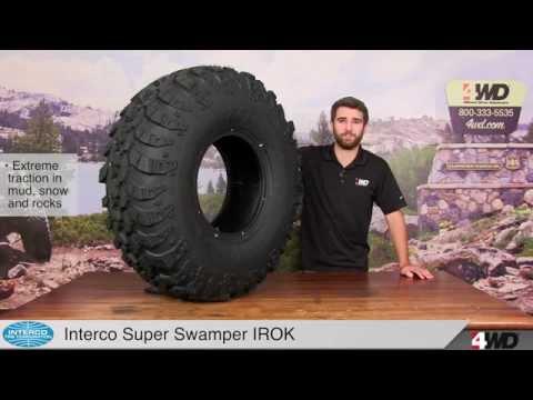Interco Super Swamper IROK Tires