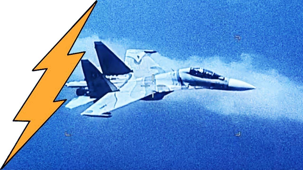 Венесуэльский Су-30 преследовал американский самолет-разведчик ► Новости / News