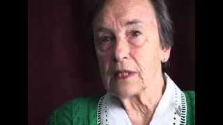 Sarah Saaroni - Holocaust Survivor Testimony