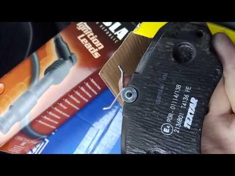 тормозные колодки TEXTAR 2136801, Опель Омега Б, Omega B и не только