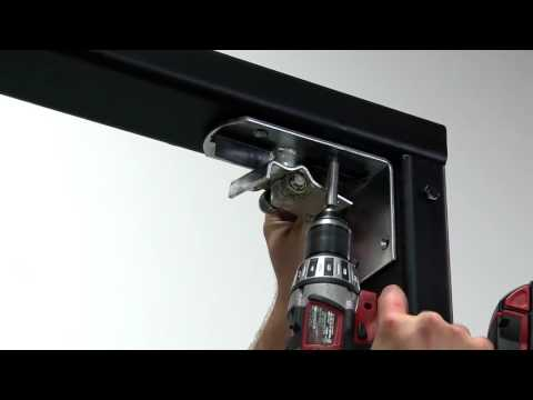 3 Steps to Install an Eliason Easy Swing Door