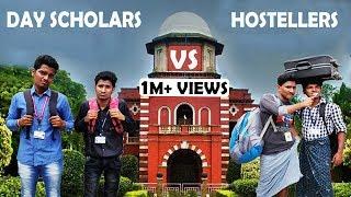 Day Scholars Vs Hostellers | Laughing Soda