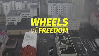 Wheels of Freedom - Trailer