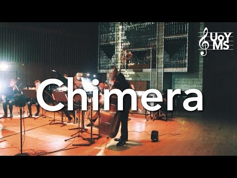 The Chimera Ensemble –UoY Music Society Lunchtime Concert 8-6-18