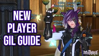 FFXIV 2.45 0490 New Players Gil Guide