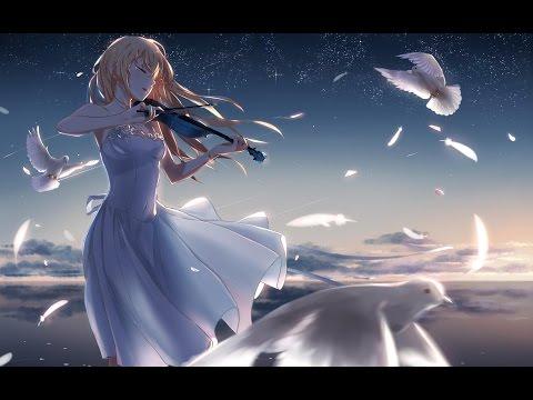 Nightcore - Sadness and Sorrow (Piano/Violin Cover)