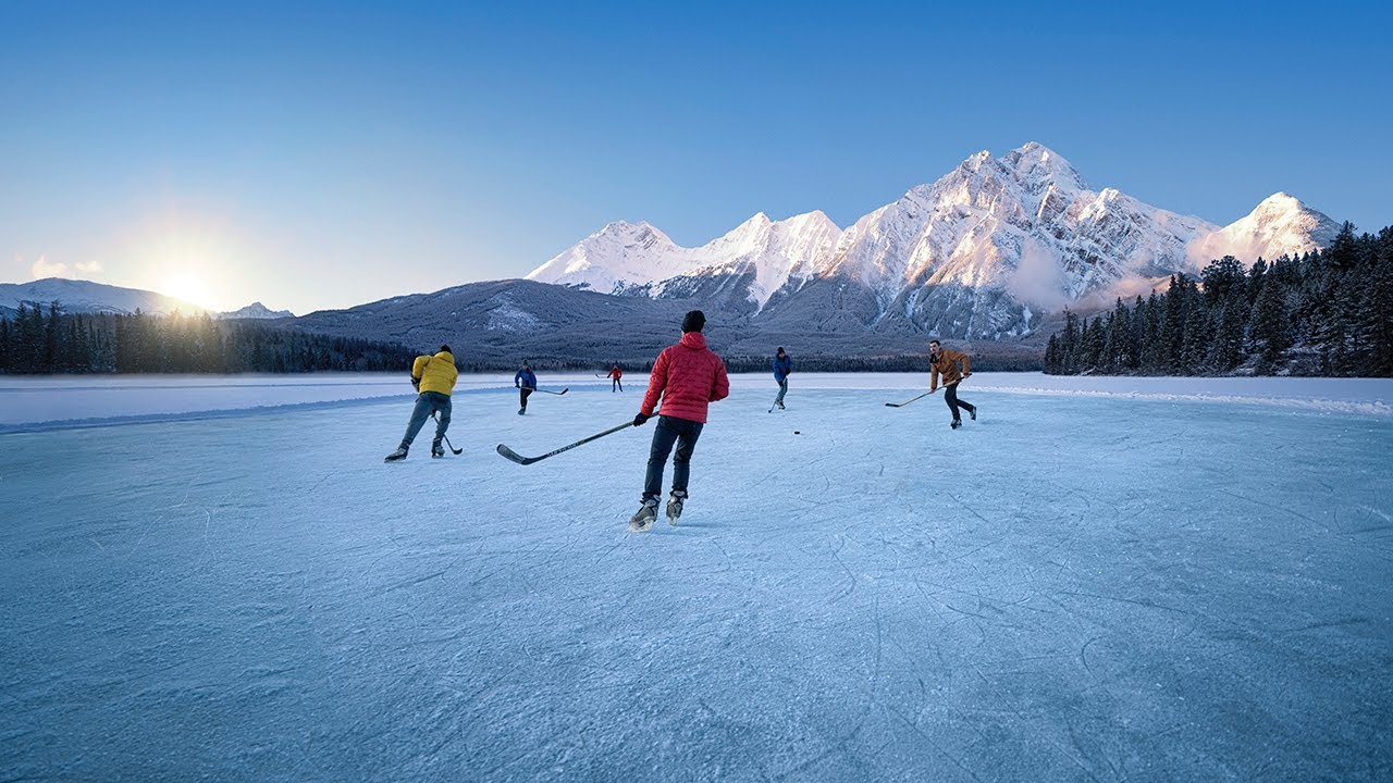 Where Winter Warms the Body and Soul | Alberta, Canada