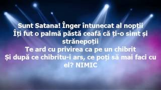 Repeat youtube video Satana ft. ECHO & Sesu - Foc, Sloboz și Jale (Lyrics)