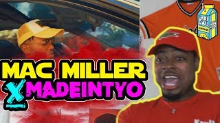 Carnage - Learn H๐w to Watch ft. Mac Miller & MadeinTYO (Dir. by @_ColeBennett_) REACTION!