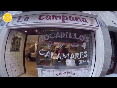 Reportaje  bar La Campana