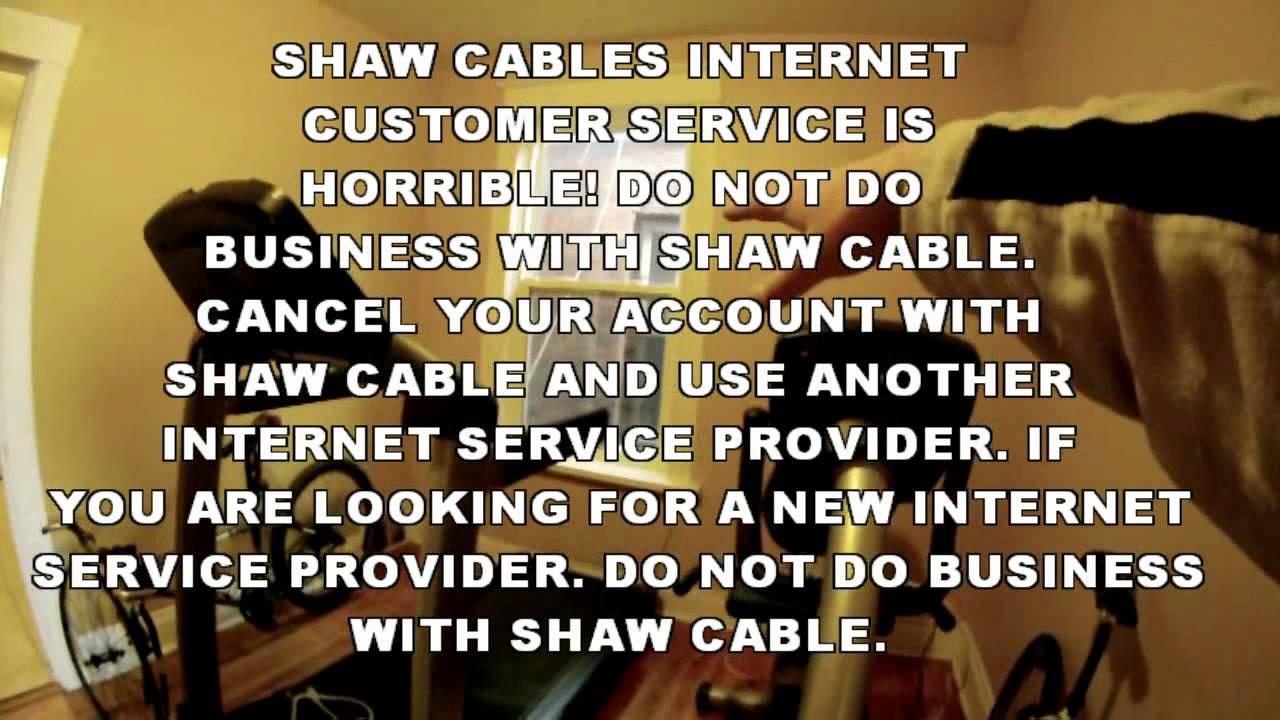 shaw cable - cinemapichollu
