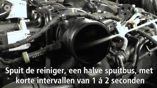 JLM EGR & luchtinlaat reiniger (EGR & Air Intake Cleaner) instructie video | NL EGR Reinigen