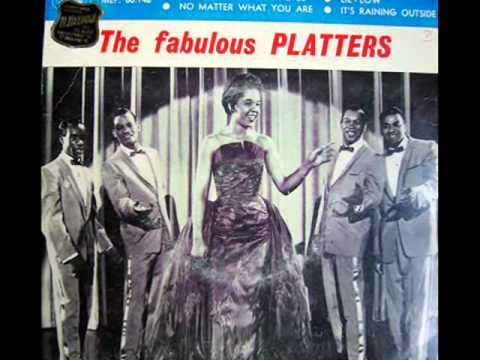 The Platters by Tony Williams - Come Prima (For The First Time)