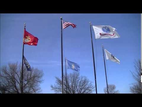 Parkwood Honor Garden Flags