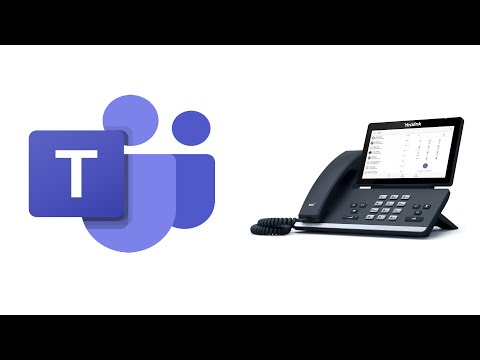 Microsoft Teams desk phone Yealink T56A review