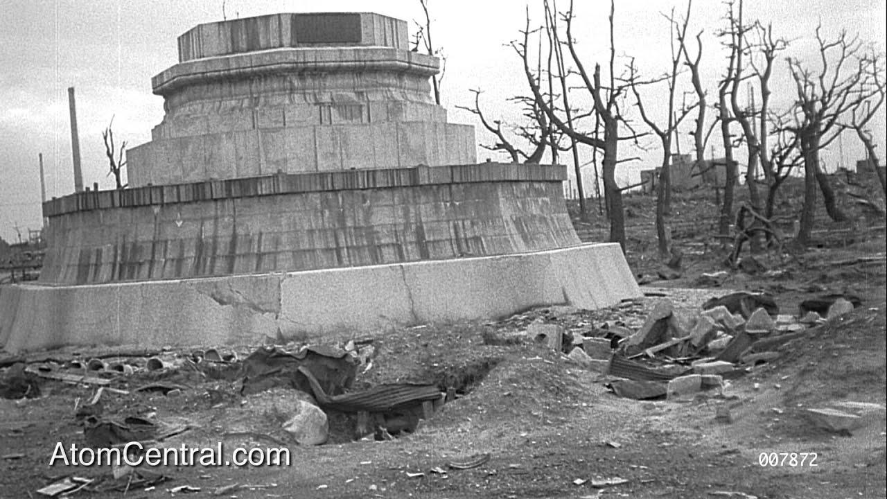 Hiroshima & Nagasaki: The Atom Strikes - The Atom Strikes Reel 1 Remastered