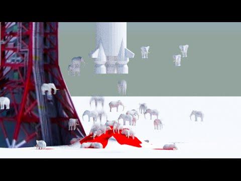 [REALISTIC] Elephant rocket fuel - Saturn V