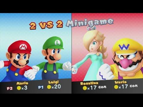 Mario party 10 luigi amiibo board amiibo party mode - Luigi mario party ...