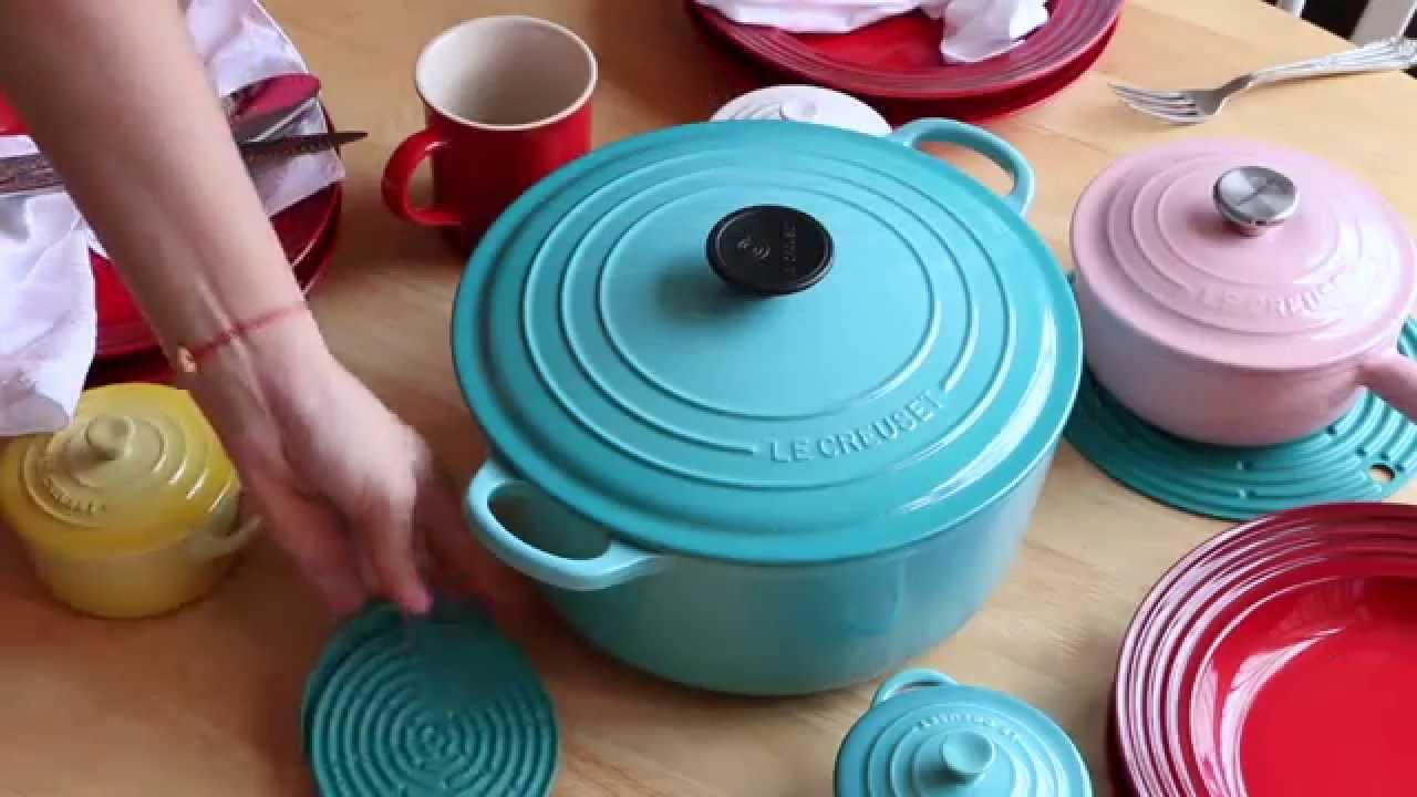Le creuset cool tools tus mejores herramientas en la for La cuisine x le creuset