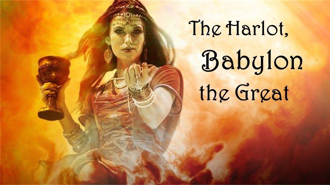The Harlot, Babylon the Great - YouTube