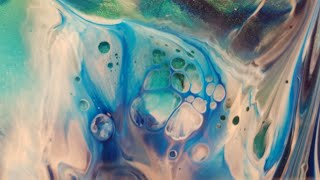 Resin Art/ powder pigments and epoxy pastes for beginners and a few shout outs/ super cool effects