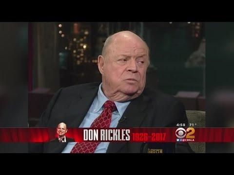 Legendary Comic Don Rickles Dead At 90