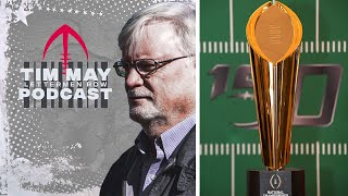 Tim May Podcast: Ohio State impresses in Indy, Gene Smith reacts to CFP draw