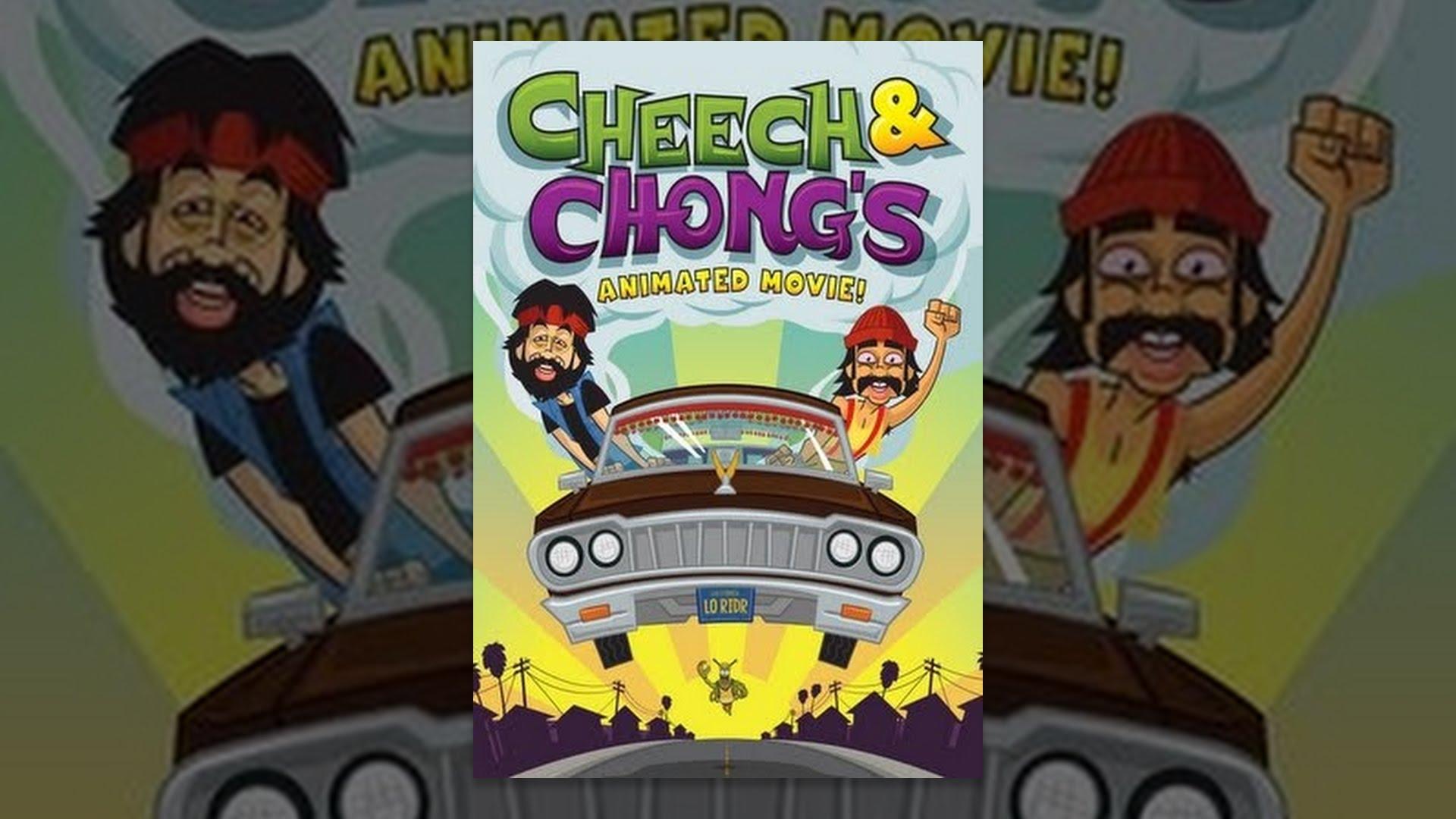 Descargar Cheech And Chong is Animated Movie en Español Latino