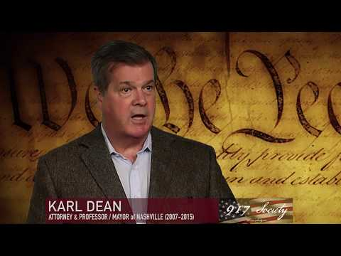 The 917 Society: Karl Dean