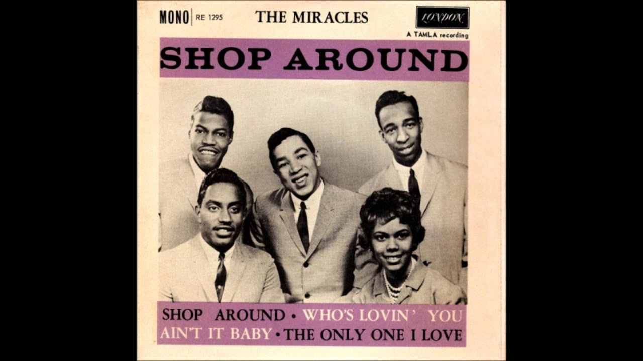 The Miracles - Smokey Robinson and The Miracles