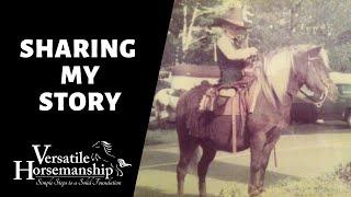 🔴 SHARING MY STORY (live-stream) // Versatile Horsemanship