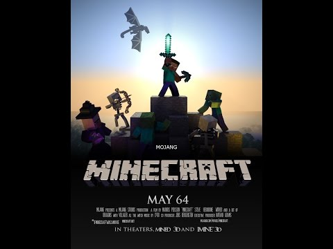 Minecraft The Movie.