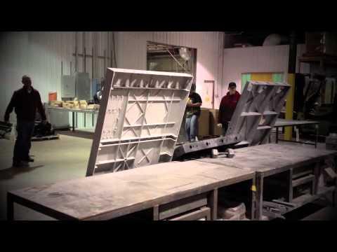 styrofoam pool base fuzion structural armor fiber reinforced composite vs polymer