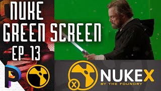 Introduction to GREEN SCREEN KEYING in Nuke X - NUKE KEYING Basic Fundamentals - EP 14 [HINDI]