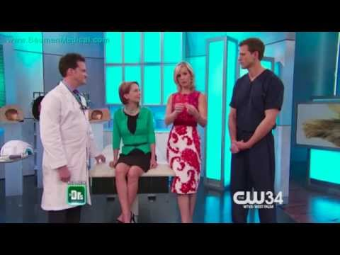 Treat Female Hair Loss w/ FDA-cleared LaserCap on TheDoctors TV with Dr Alan J Bauman