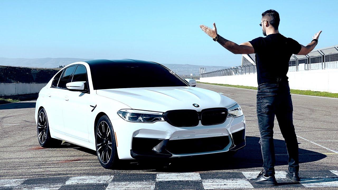უტდ – BMW M5 F90 – სედანების მეფე?!