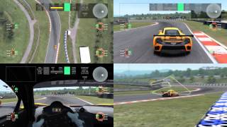 Project CARS: Multi View - Zhuhai - McLaren 12C GT3 [Build 987]