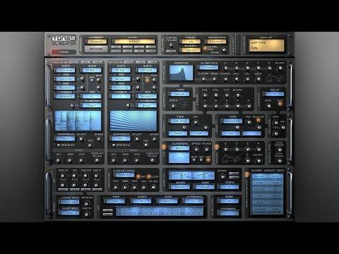 Tone2 Gladiator3 synthesizer promo